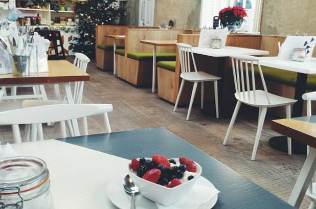 Cornerstone cafe 1